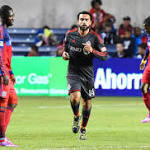 WASTING ANOTHER ONE Fire give up late goal in 1-1 draw with Toronto