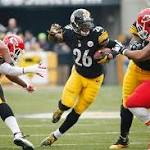 Steelers grab playoff spot, showdown up next
