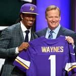 NFL draft: Vikings take MSU's Trae Waynes at 11th overall