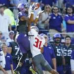 No. 10 TCU pours it on in record-setting 82-27 rout of Texas Tech