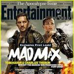 This Week's Cover: First look at 'Mad Max: Fury Road' with Charlize Theron and ...