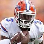 Florida receivers falling short of expectations
