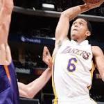 Watch: Jordan Clarkson's dunk sends Lakers bench into hysterics
