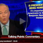 WATCH: Bill O'Reilly, 'It's important for all Americans to know what Benjamin ...