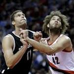 Portland Trail Blazers vs. Brooklyn Nets: Lopez Brothers Get Moda Center Rocking
