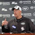 Rex Ryan reacts to criticism about missing Mark Sanchez's INT for touchdown