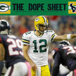 Packers return home to host the Texans