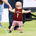 LeBron James Photoshops The Cleveland Cavaliers Jersey on Prince George ...