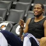 He's back! Durant to return as OKC meets New Orleans