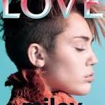Miley Cyrus talks with Love magazine on missing engagement rings, sexuality ...
