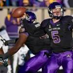 East Carolina downs Tulsa 49-32