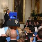 President Obama Hosts Digital Pledge Event With Educators At White House