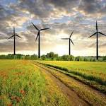 New Energy in 2014 Dominated by Wind Power