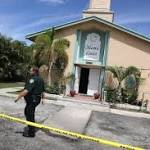 Man arrested in fire at mosque that Pulse nightclub shooter attended