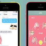 Turn your selfie into emoji with new app