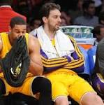 Lakers' season has been decimiated by injuries