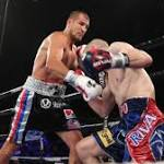 Making The Rounds: Kovalev Crushes