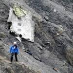 Hollande: Part of crucial piece found in plane wreckage
