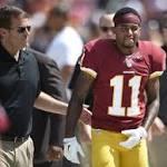 10 observations from Eagles-Redskins