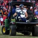 Seahawks' Max Unger injured, prognosis unclear
