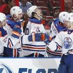 Oilers snatch a win in OT against Panthers