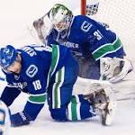 Canucks shut out Blues to end seven-game skid