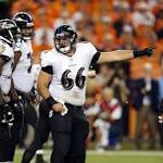 Broncos acquire center Gradkowski from Ravens