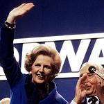 Thatcher biographies rushed into print