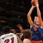 Keidel: Is Porzingis The Long-Lost Answer For Knicks? It Sure Feels Like It