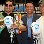 Danny Garcia stops Rod Salka in second round