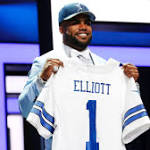 Love/Hate for 2016 NFL draft: Big win for Zeke, tough spot for Goff