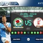 Blackburn v Liverpool – FA Cup Quarter-final Replay Preview