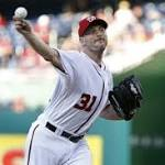 Dominant Max Scherzer shuts down Mets as Nationals finish off sweep, 4-2 | Rapid reaction