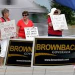 Brownback doubles down on statements that justice hosted Davis event