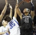Kentucky tops South Carolina
