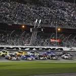 Kyle Busch wins truck race at Daytona