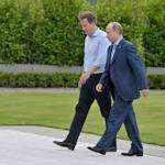 G8 leaders seek agreement on Syria