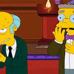 Shearer's 'Simpsons' characters will stay