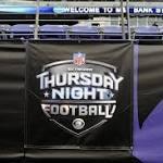 NFL, CBS extend Thursday night football deal