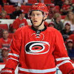 'Canes host Sabres in clash of winless teams