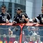 Los Angeles celebrates Kings' Stanley Cup triumph
