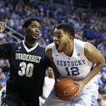 UK holds odd Vandy for 65-57 win