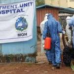 Ebola crisis ... A locked-down nation in the grip of disease, fear and panic