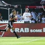 DC United downs Red Bulls to take four-point lead in the standings