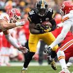 Le'Veon Bell's Possible Suspension Makes Steelers' Need for No. 2 RB More ...