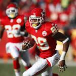 Tennessee honors former standout Eric Berry with special helmet stickers