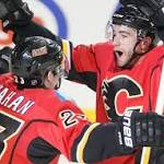 Brodie's overtime winner decides crazy, wild game against defending Stanley ...