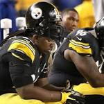 Promising season ends abruptly for Steelers