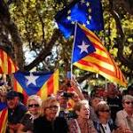 Spanish leaders relieved as Scottish 'no' deals blow to Catalan separatists