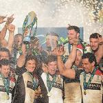 Harlequins crowned LV= Cup champs
